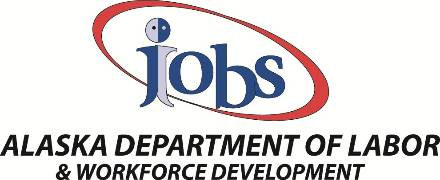 AK Department of Labor and Workforce Development Logo