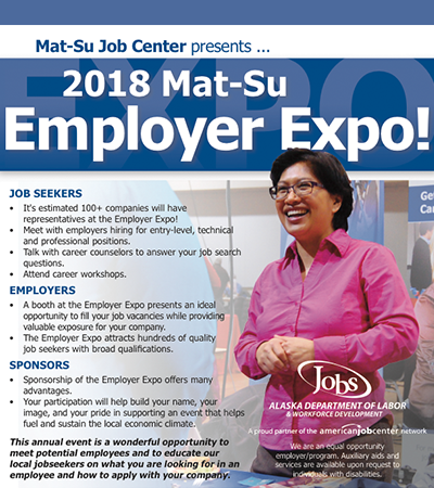 2018 Employer Expo Flyer